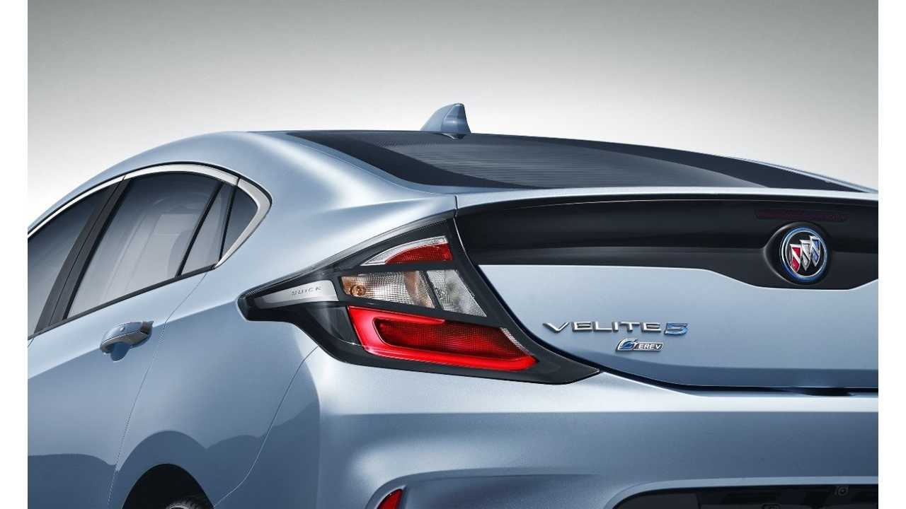 Buick Velite 5 EREV To Launch In China Soon, Teaser Image Released