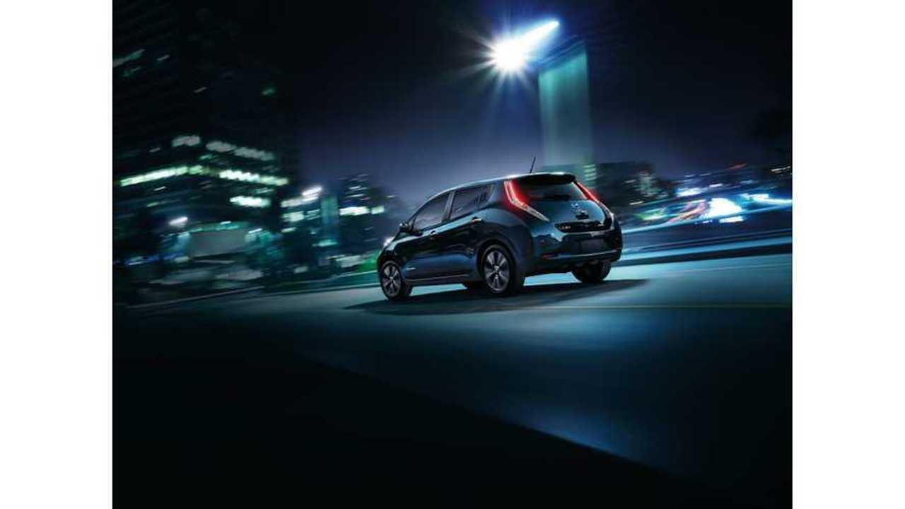 Nissan LEAFs Around The World Pass 3 Billion KMs (1.86 Billion Miles) Driven - Videos