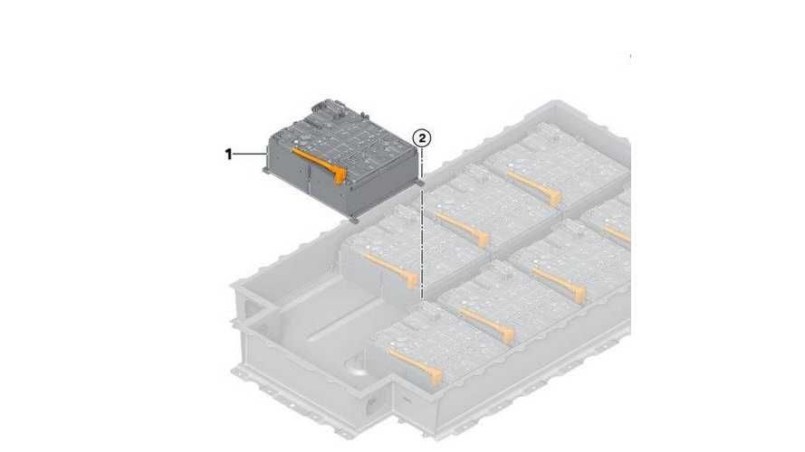 BMW i3 Battery Module Costs $1,715.60 - 8 Modules Per Car - Total Cost $13,725