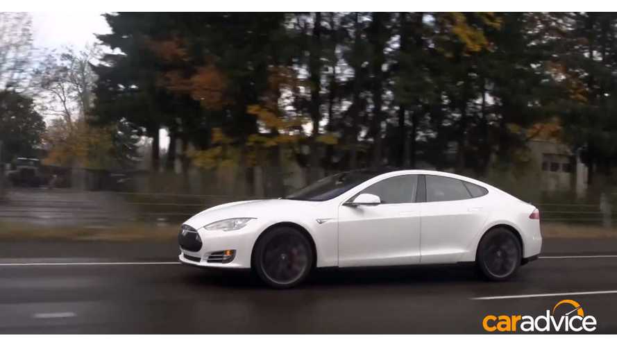 Road-Tripping 1,120 Miles In Tesla Model S From Seattle To Los Angeles - Video
