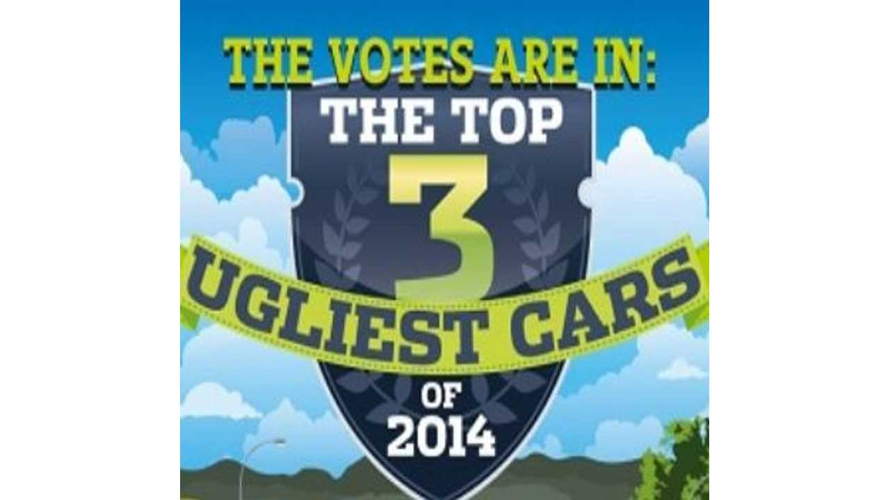 Chevy Spark EV Deemed Ugliest Car Of 2014