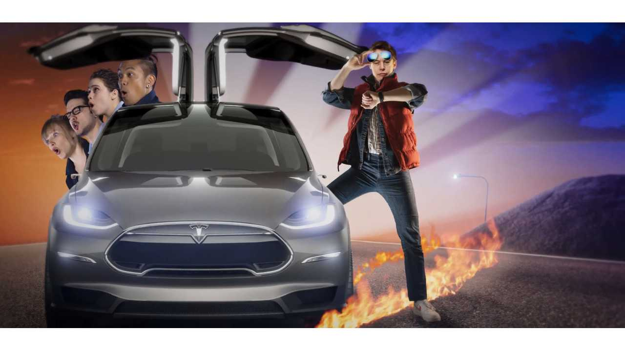 Musk Gets Uptown Funked: SpaceX