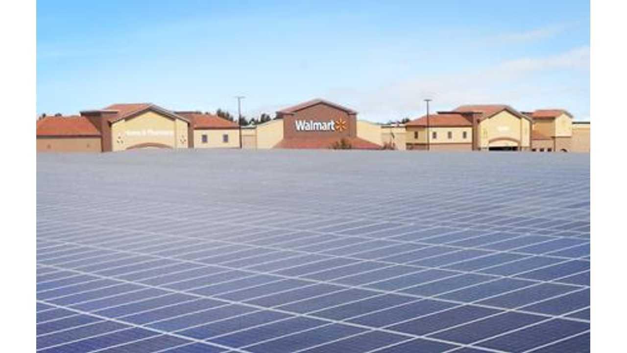 Solar City at Wal-Mart