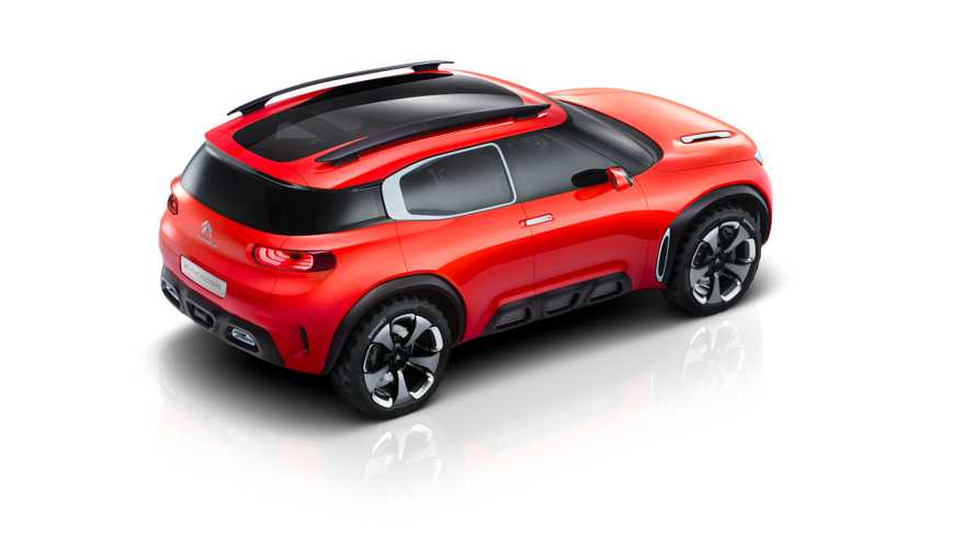 Citroen Plug-In Hybrid Aircross SUV Concept To Debut In Shanghai
