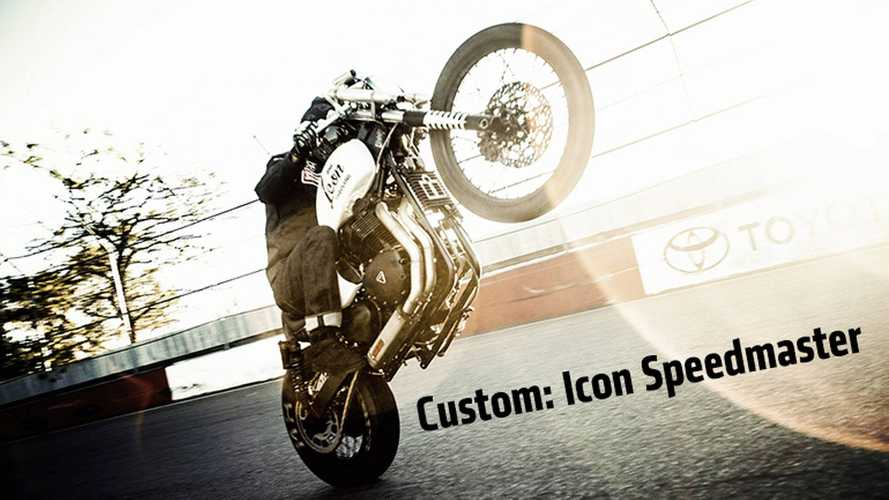 Custom: Icon Speedmaster