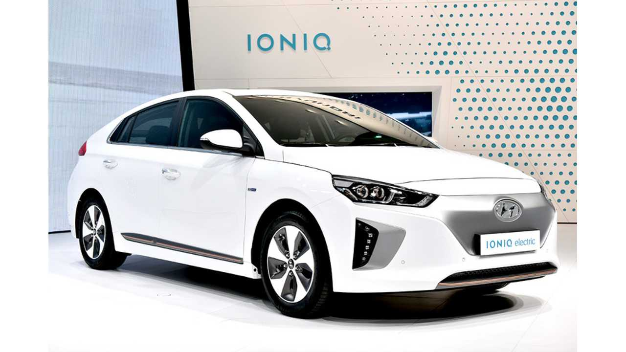 Comparison Of Hyundai IONIQ Hybrid, Plug-in and Electric - Video