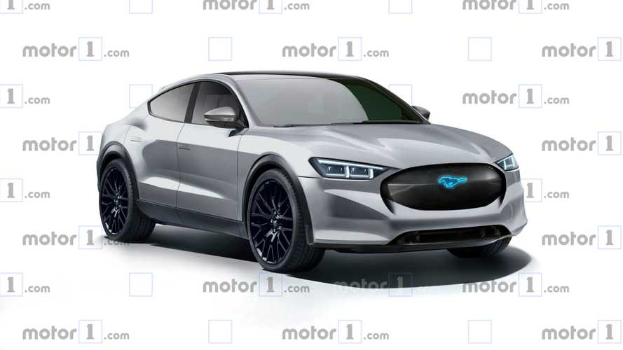 New Details Emerge On Ford Mustang-Based Electric Crossover