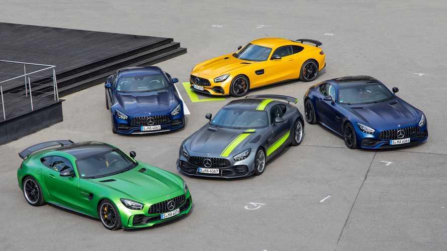 Mengintip Markas Mercedes-AMG Customer Racing