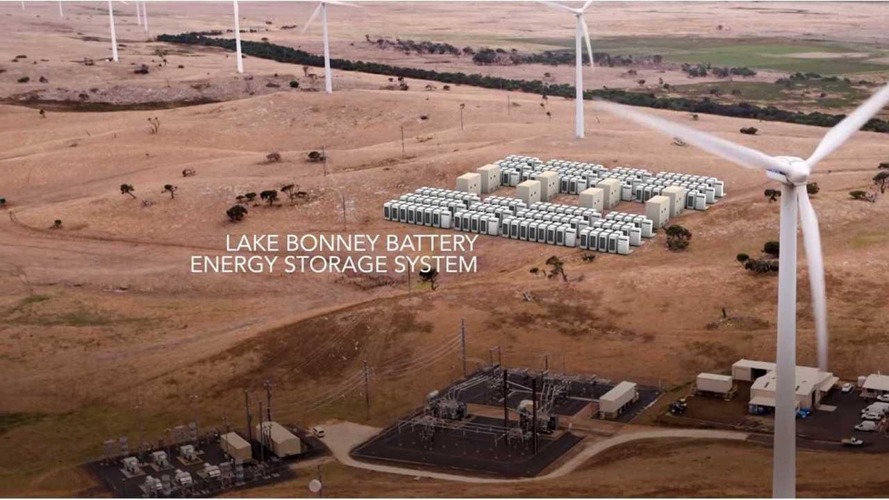 Tesla Scores Big Powerpack Project In Australia