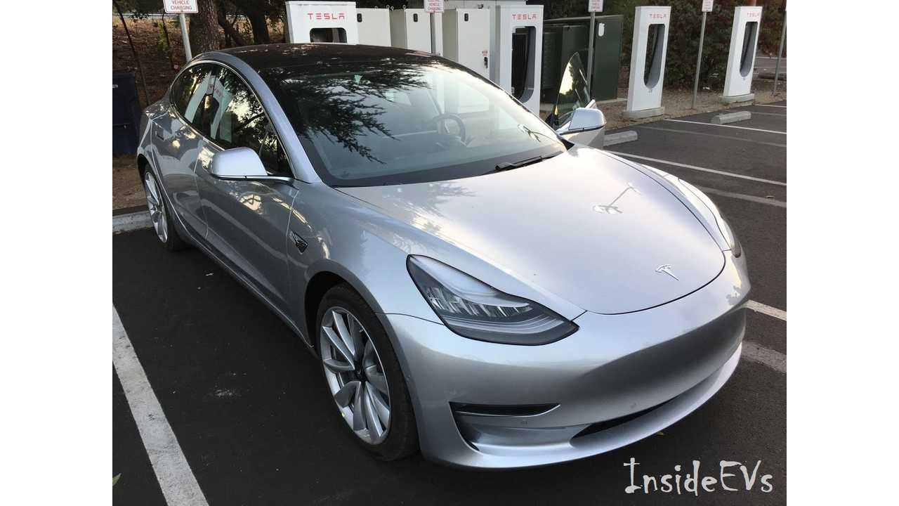 Tesla Might Team With Magna For Model 3 Production In Europe