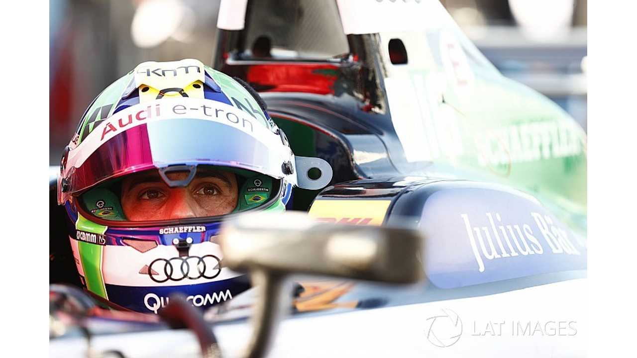 Formula E Champ di Grassi Hit With Grid Penalty For Upcoming Race In Chile