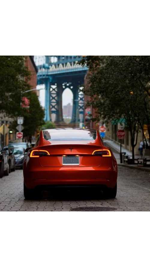UPDATE: Tesla Model 3 Completes Coast-To-Coast Run In Record Time