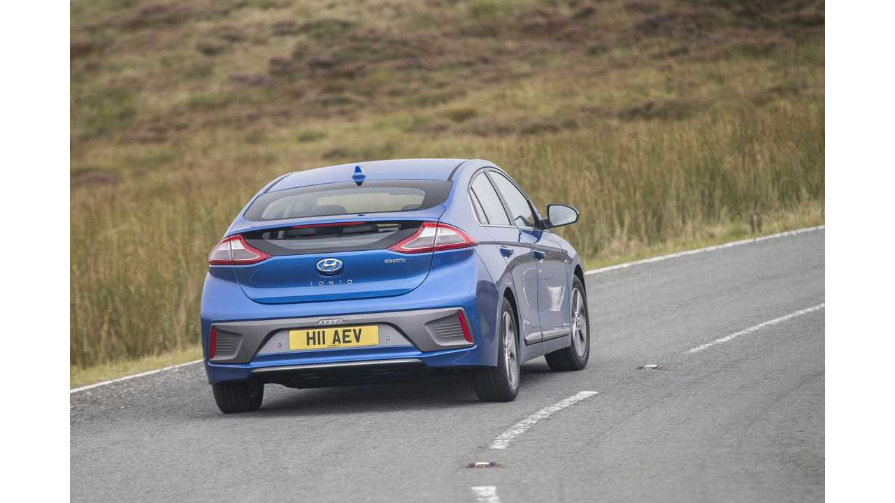 Today's Hyundai IONIQ Electric Travelled 218 City Miles On Single Charge - Video