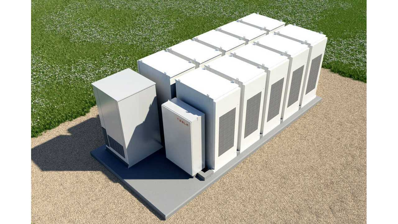 Tesla Energy - Powerpack - Utility and Business Energy Storage