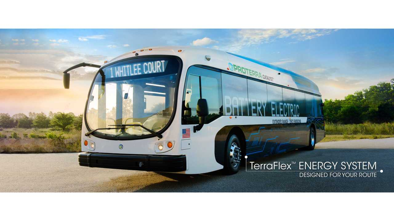 Proterra Chosen To Deliver 35 Catalyst Electric Buses To Eight Transit Agencies