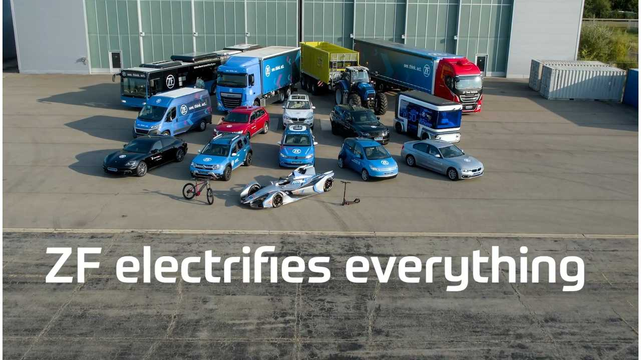 ZF: Hybrid Drive Is Not Just A Bridge Technology