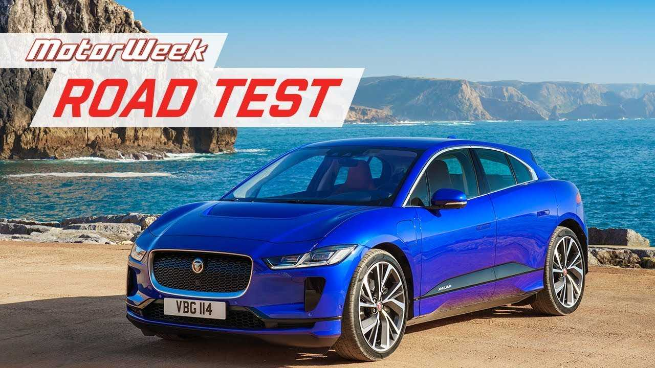 MotorWeek Tests Out The Jaguar I-PACE: Is Hugely Impressed