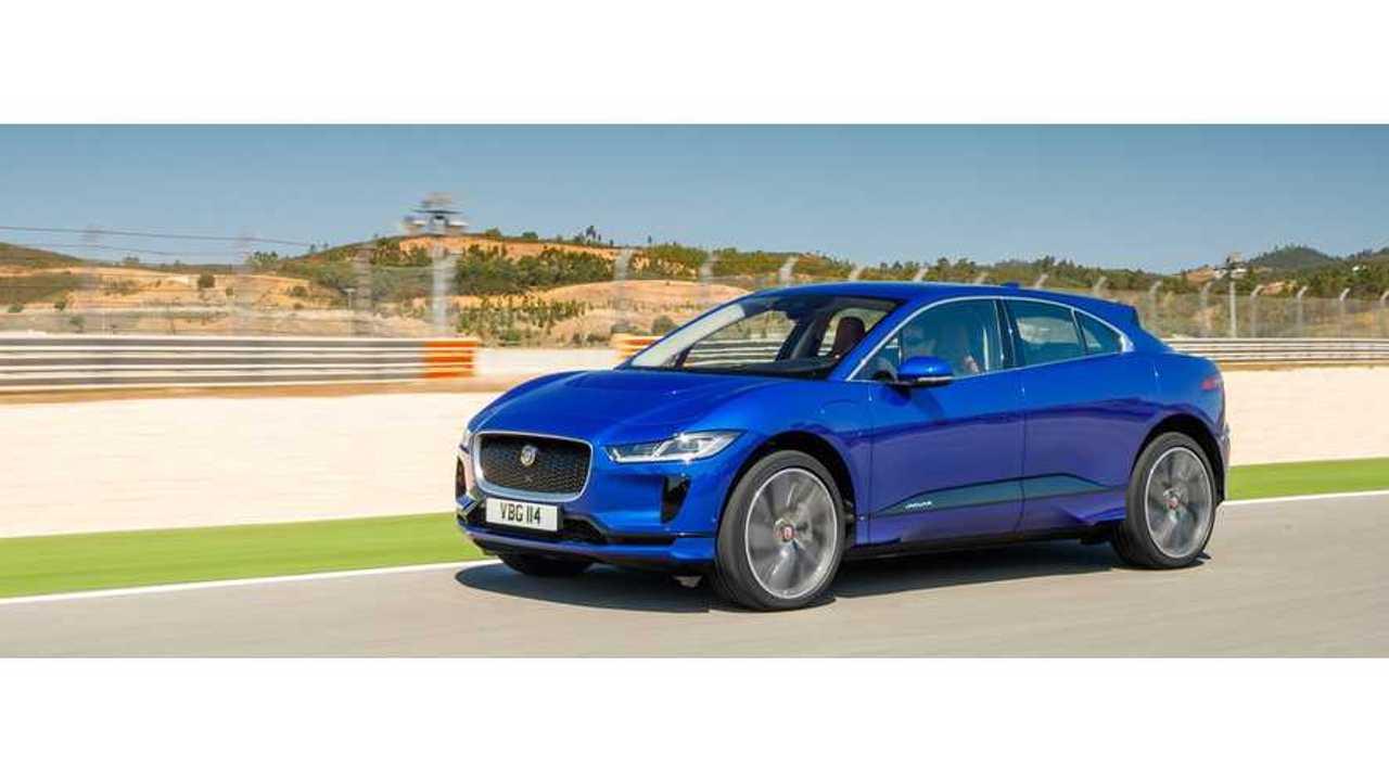 Jaguar Now Sells Over 2,000 I-PACE Per Month