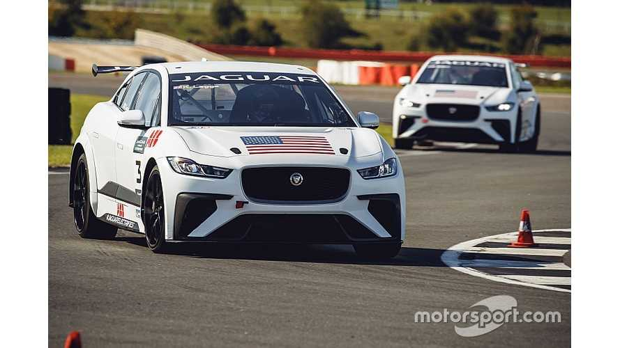 Jaguar eTrophy Racing Series To Launch With 11-Car Grid