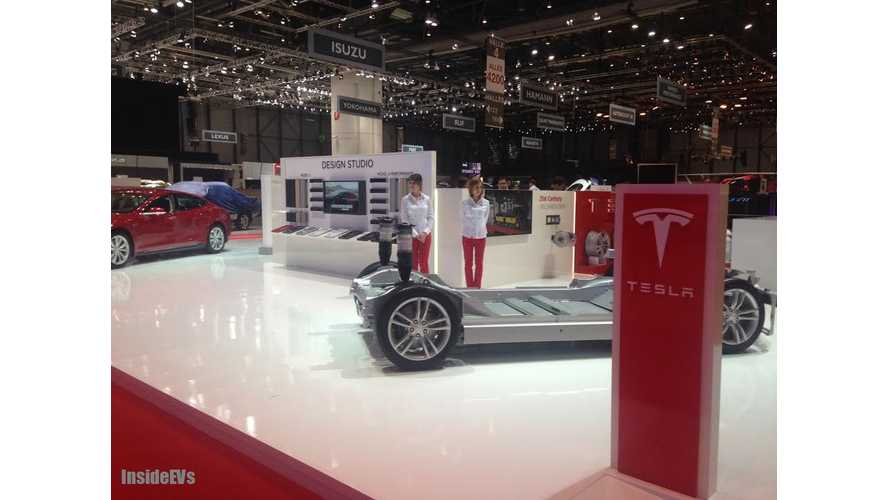San Antonio Denies Tesla's Store Proposal Over Fear Of Groundwater Contamination From Leaking Batteries