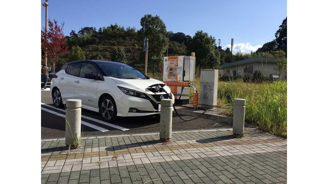 Nissan LEAF Sales In Japan Hit New Record In 2017 (Nearly 8,000 In 3 Months)