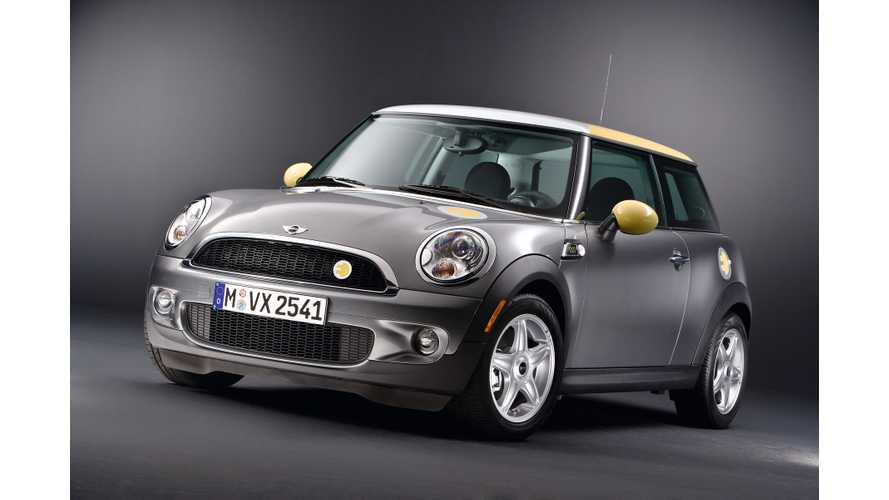 Electric Mini Reportedly Still In The Works