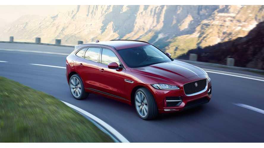 AWD Electric Jaguar SUV Coming In 2017?