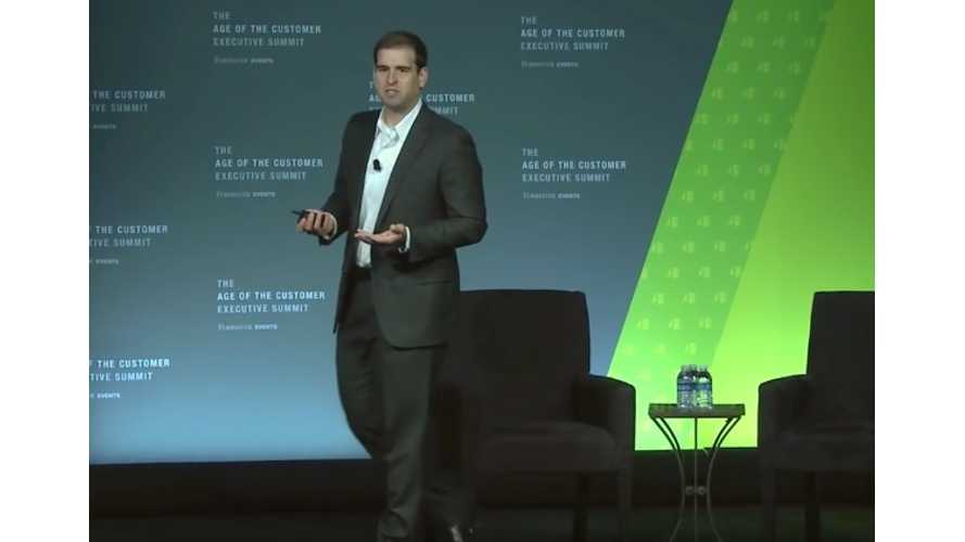Tesla's J.B Straubel - Disruption Is Not Our Goal - Video