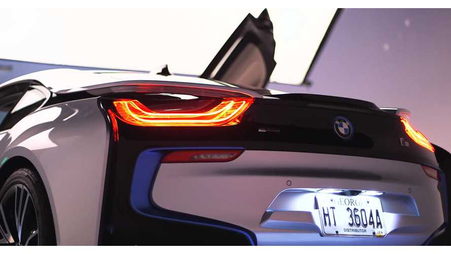Motor Trend Video BMW i8 -