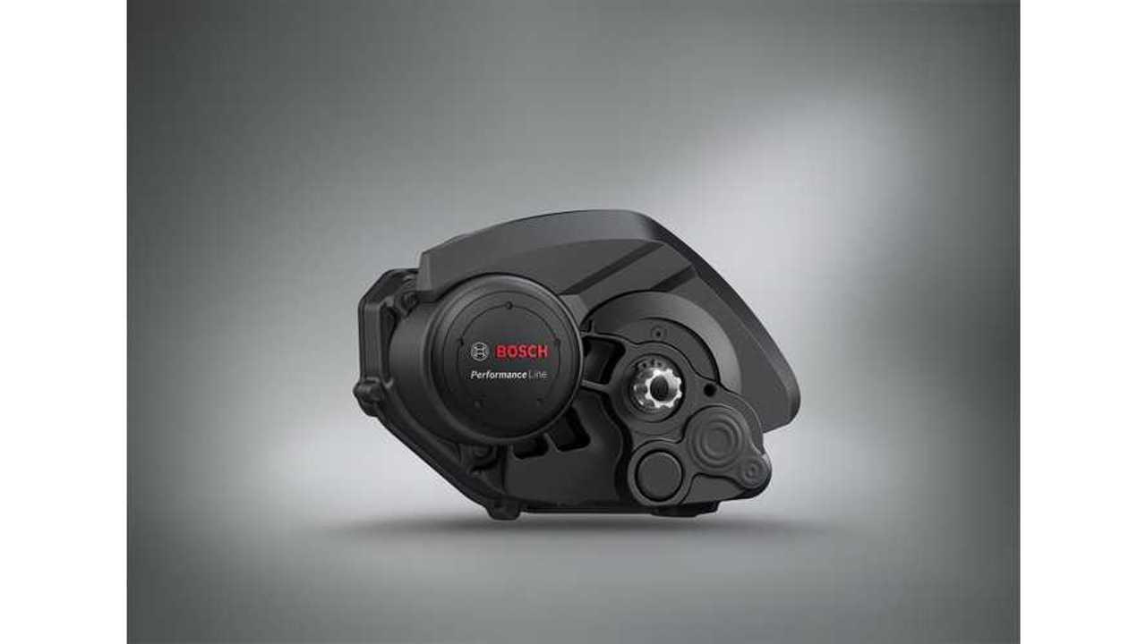 Bosch Reveals New Lineup Of Custom eBike Drive Units - videos