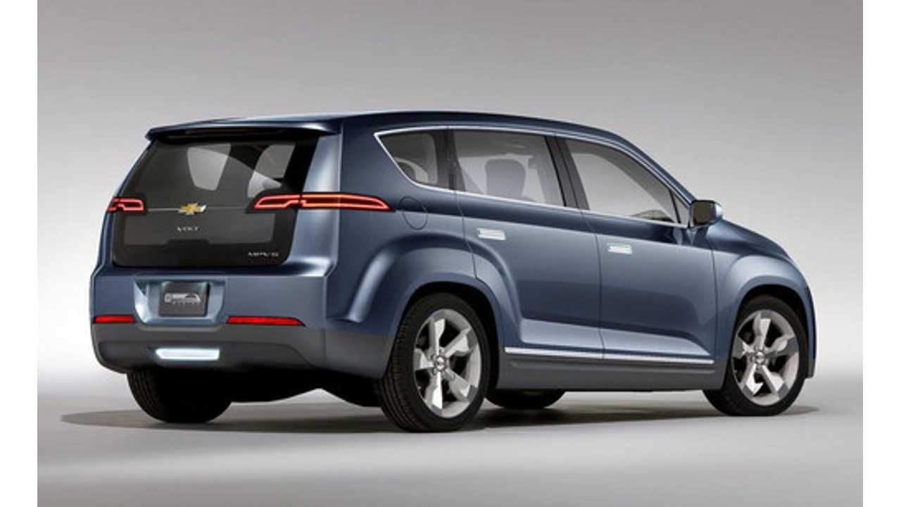 Report:  GM Considers Ending Chevrolet Volt In Favor Of Plug-In Crossover