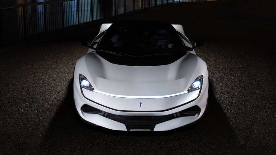 Pininfarina Battista in London