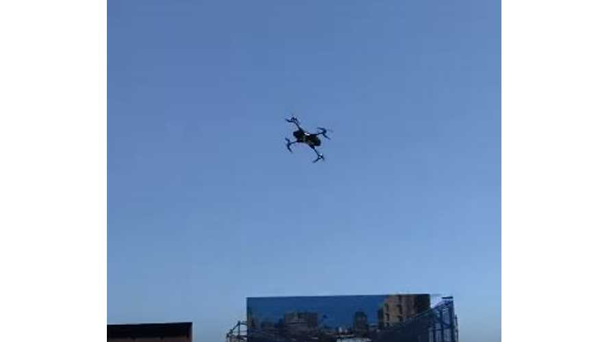 Drone Beats Formula E Car In Race, Crashes Afterwards - Video