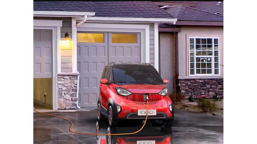 General Motors Launches Baojun E100 Electric Car, Priced From *~$5,300