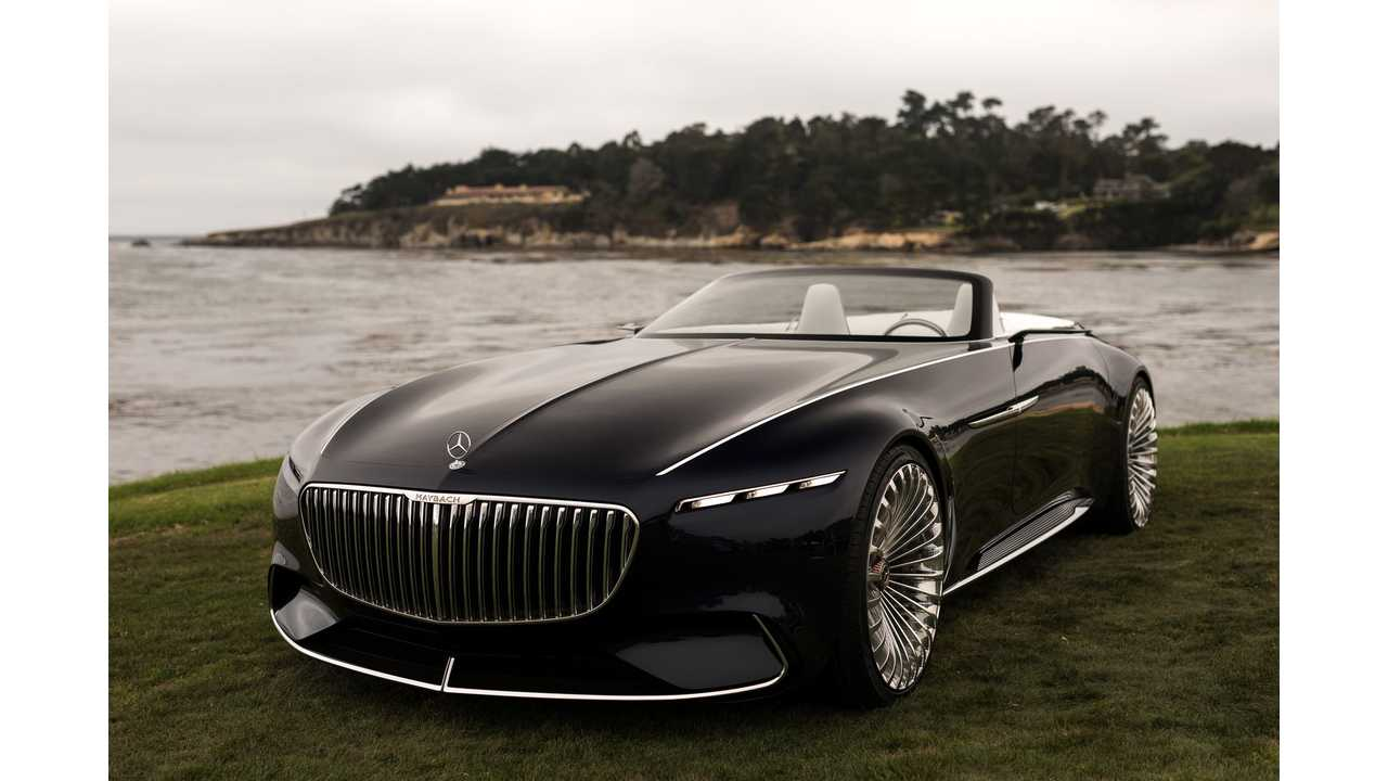 Mercedes-Maybach, VW, Rimac: 2017 Pebble Beach Concours D'Elegance Extensive Galleries