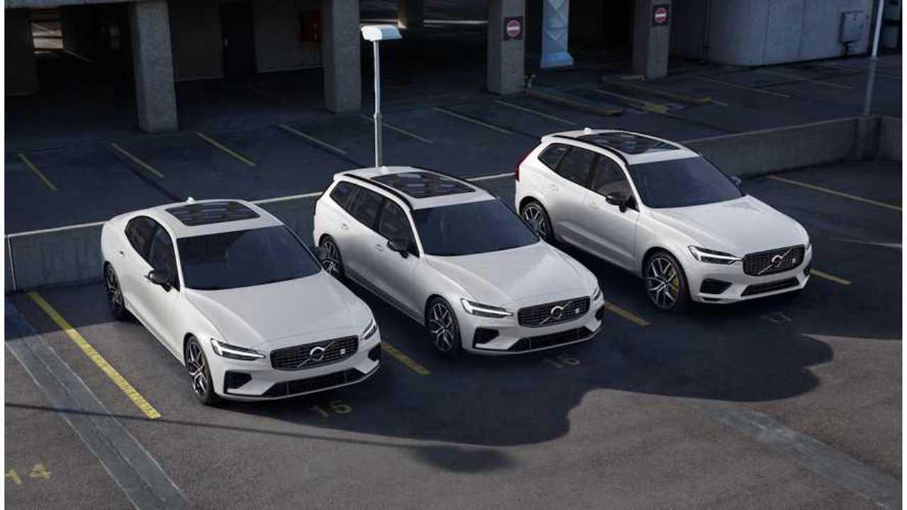 Volvo Adds Polestar Engineered V60, XC60 PHEVs