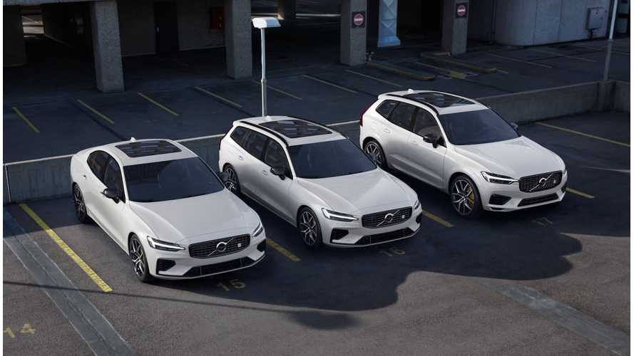 Volvo Adds Polestar Engineered V60, XC60 PHEVs