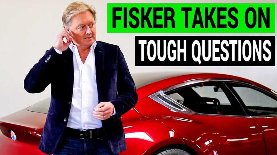 Video: Fisker Talks EMotion, Solid State Batteries, Electric SUV