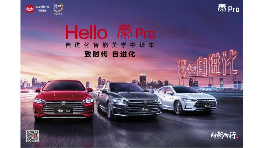 In March 2019 BYD Sold Over 29,000 Plug-In Electric Cars