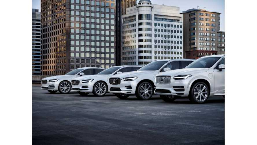 Volvo CEO: Consumers Want EVs, So That's What We'll Make