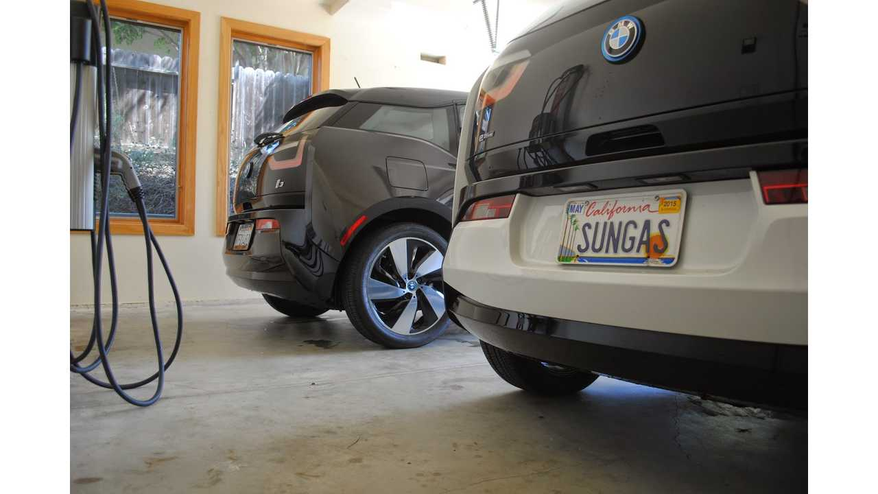 Our Two BMW i3 BEVs
