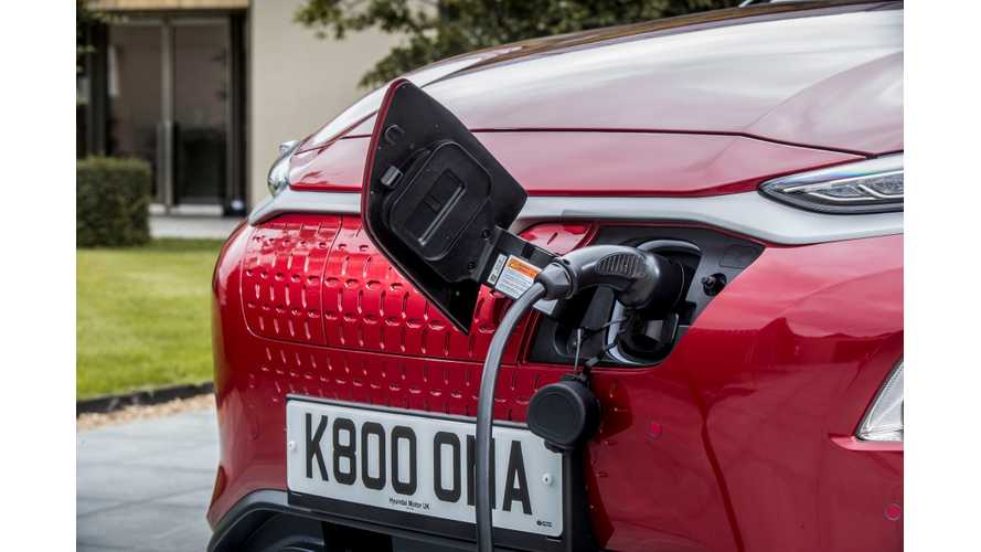 2020 Hyundai Kona Electric To Get 11 kW 3-Phase On-Board Charger