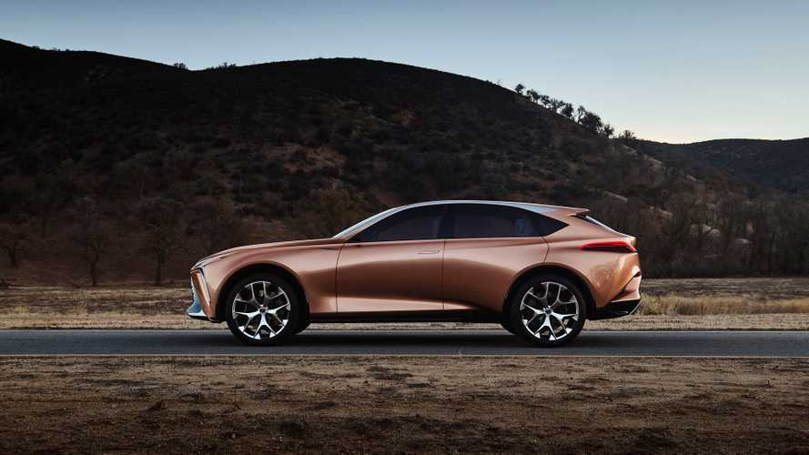 Lexus Trademark Filing Seems To Hint At Fully Electric Car