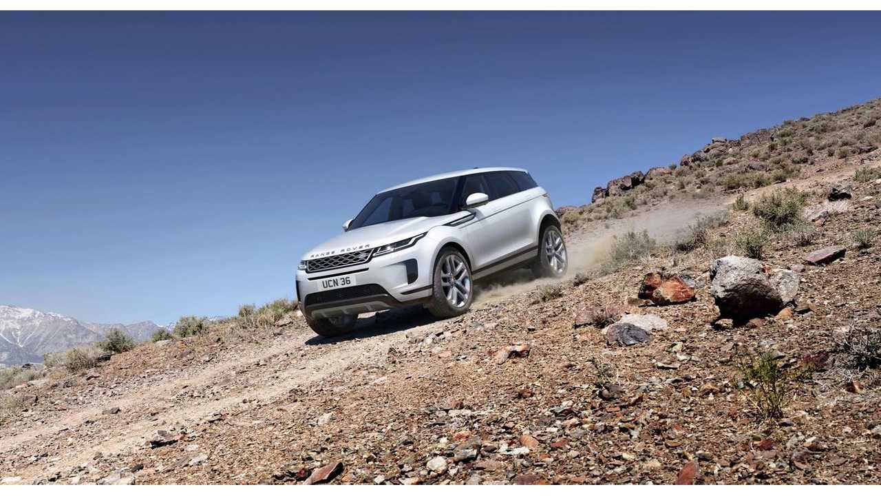 Range Rover Evoque PHEV Scheduled For 2019 With 11.3 kWh Battery