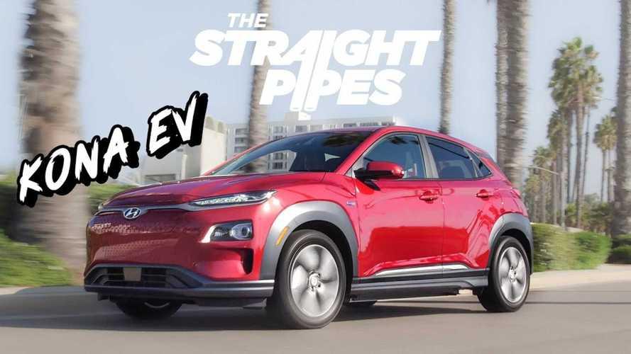 Hyundai Kona Electric A Better Deal Than A Tesla?