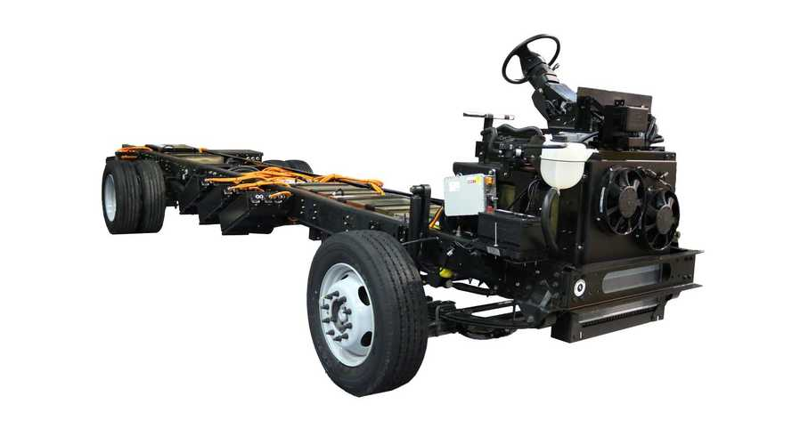 Motiv Power Debuts All-Electric Chassis For Trucks, Buses
