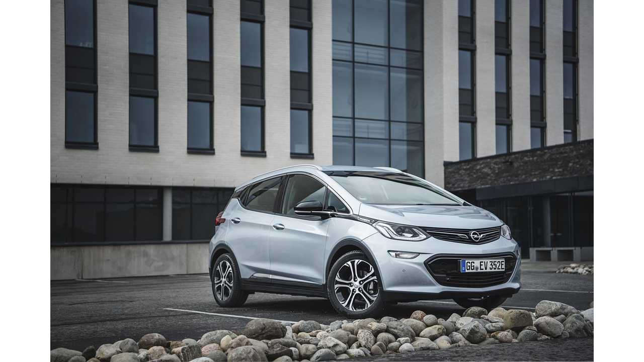 GM Reportedly Suffered $12,000 Loss Per Ampera-e (Bolt) Sold By Opel