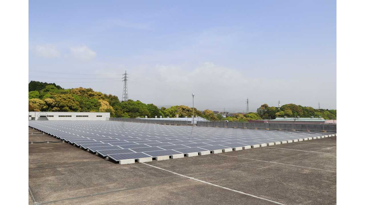 Grant Money Aimed At Studying Synergy Between EVs And Solar