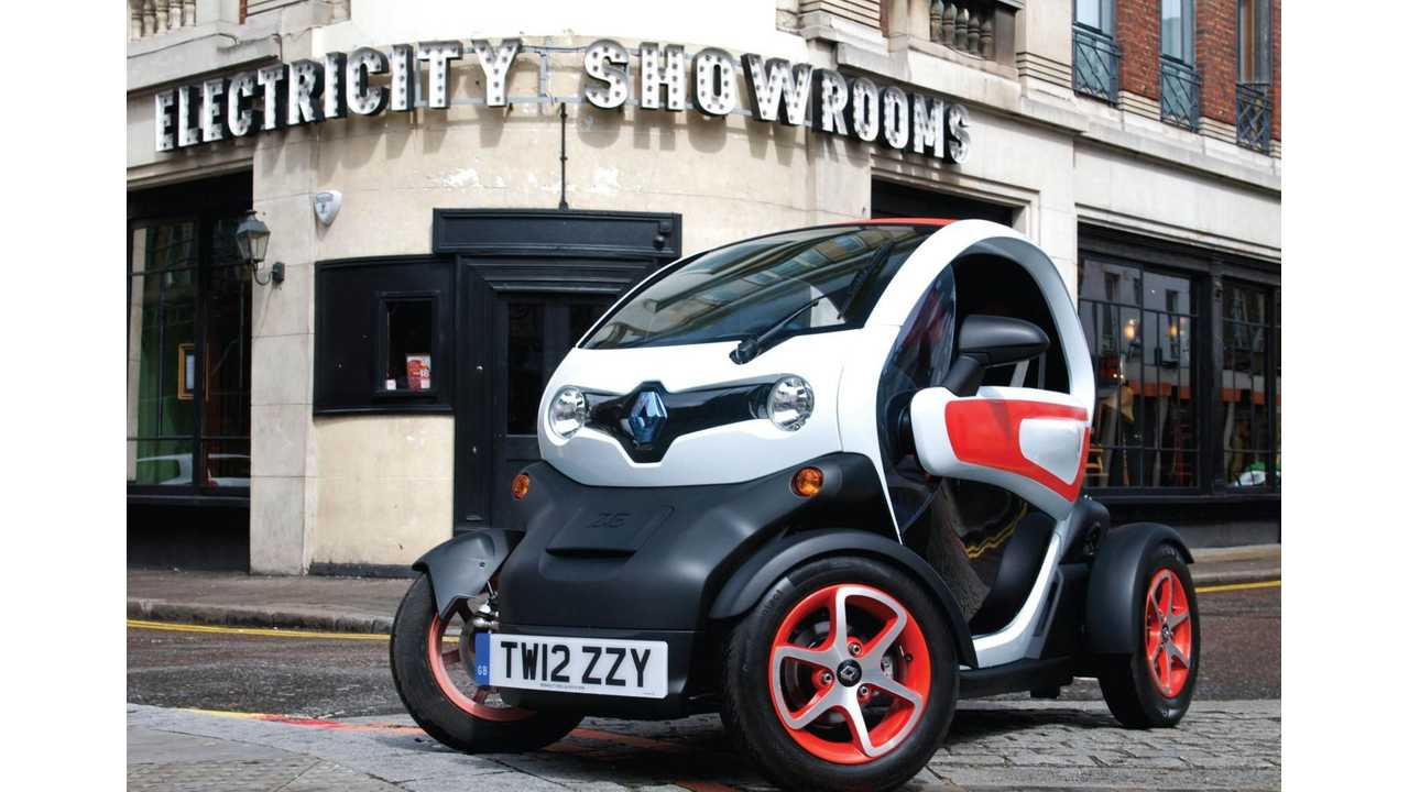 Renault Twizy To Go On Sale In South Korea Later This Year
