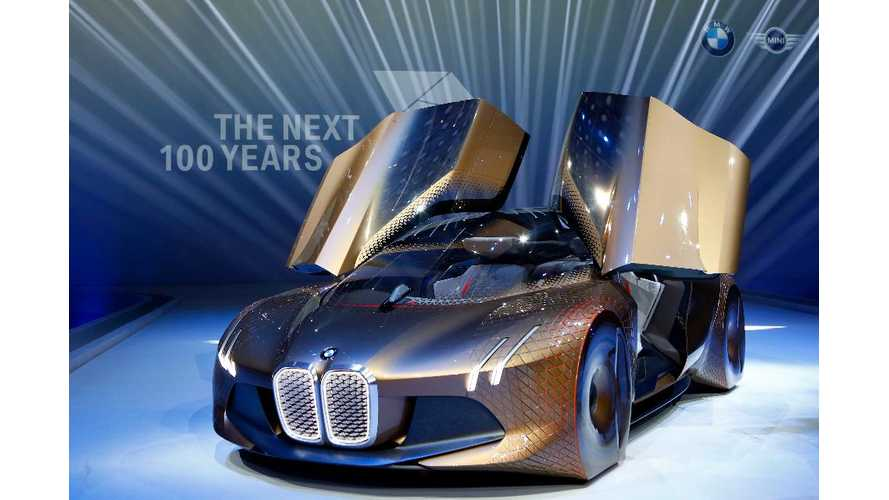 BMW i Division To Focus On Self-Driving Tech, Not EVs, In An Attempt To Catch Up To Tesla